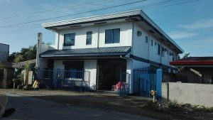 For Sale Building and Lot