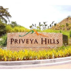 Priveya Hills (Lot Only) For Sale